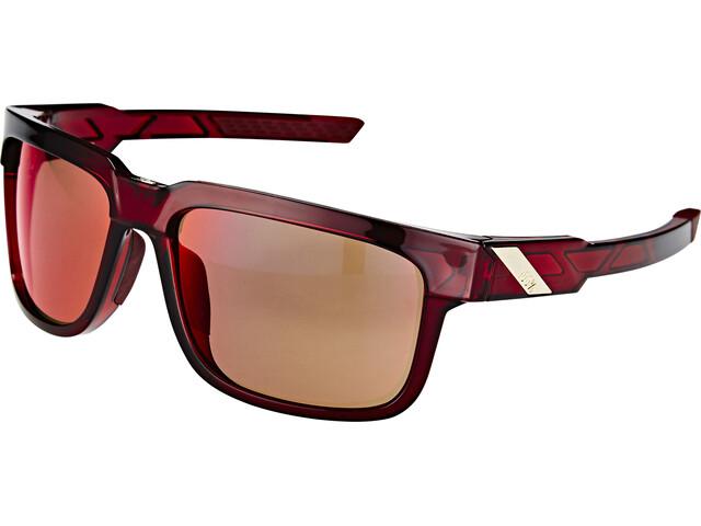100% Type-S Cykelbriller rød | Briller
